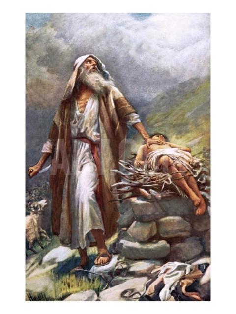 Yahweh Yireh -יְהוָהיִרְאֶה